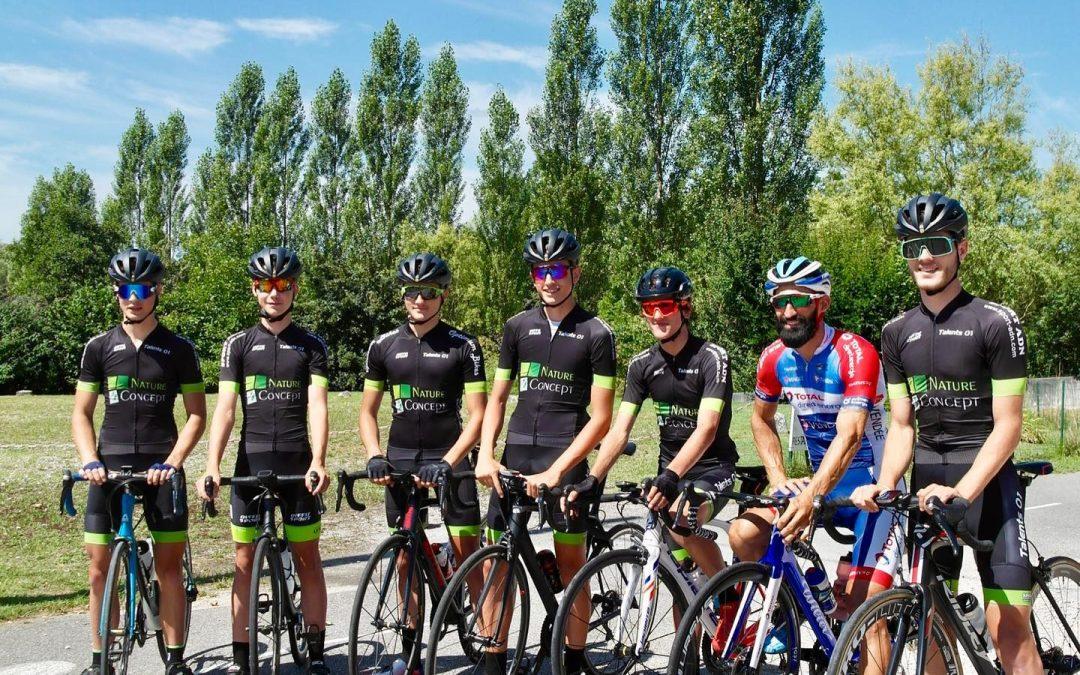 Reconnaissance Etape 15 du Tour de France