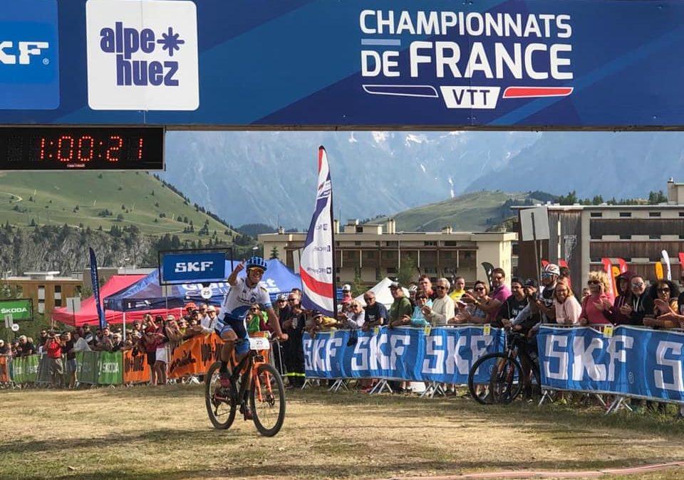 Championnat de France VTT – relai